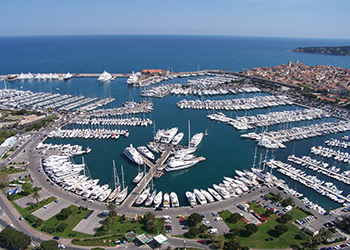ANTIBES - 45M BERTH